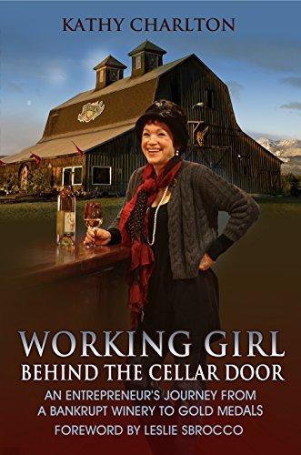 Working Girl Behind the Cellar Door book cover