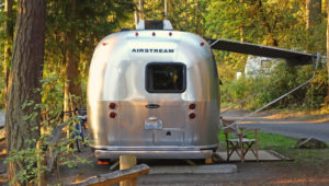 Airstream RV Olympic Peninsula